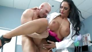 Supreme diaper lover nurse riding on tremendous strong weiner